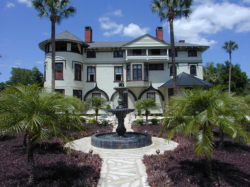 Stetson Mansion | by VisitWestVolusia