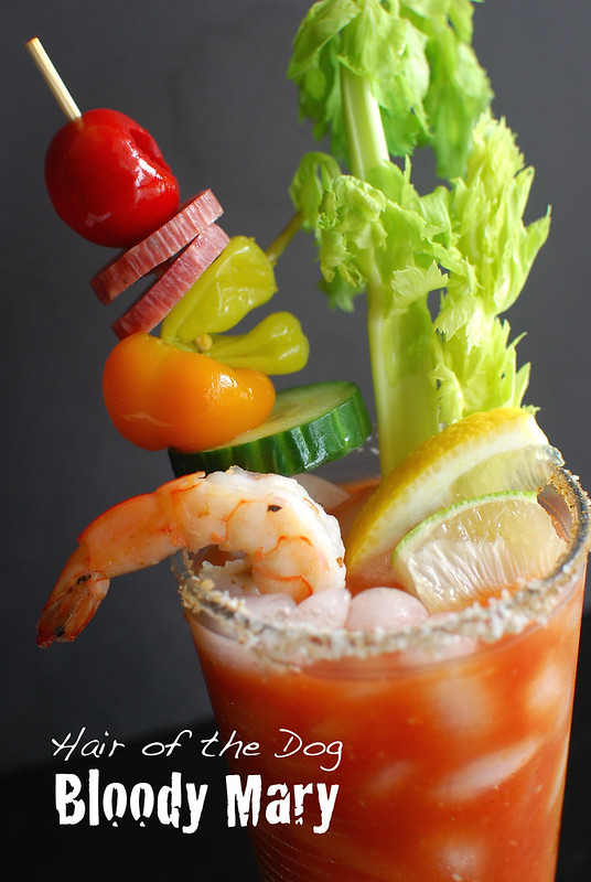 Hair of the Dog - Bloody Mary