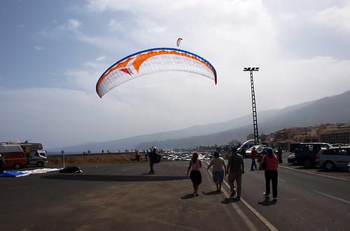 Car Park, Puerto de la Cruz, Tenerife