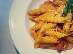 Culinary class: Penne Arrabiata #Instagram #Instaf…