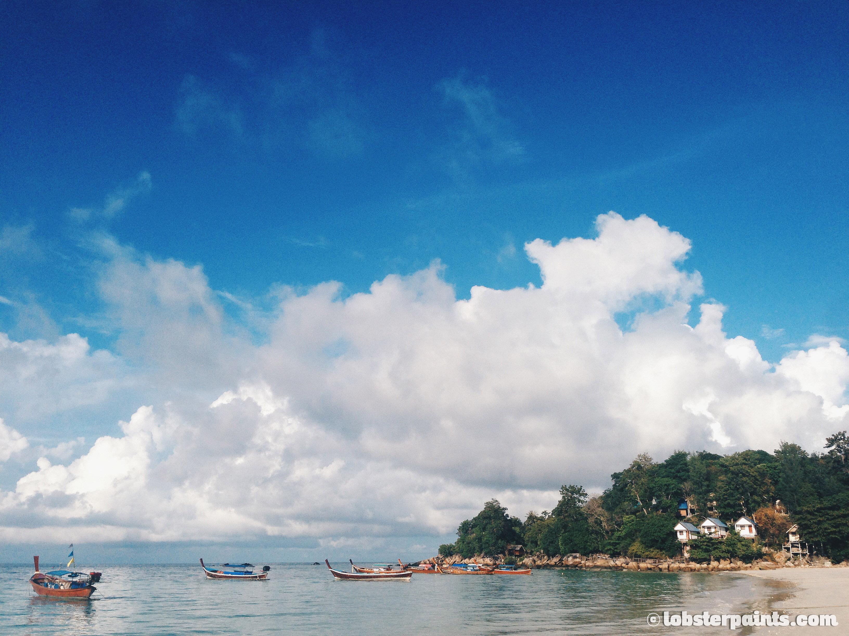 Pattaya Beach | Koh Lipe, Thailand