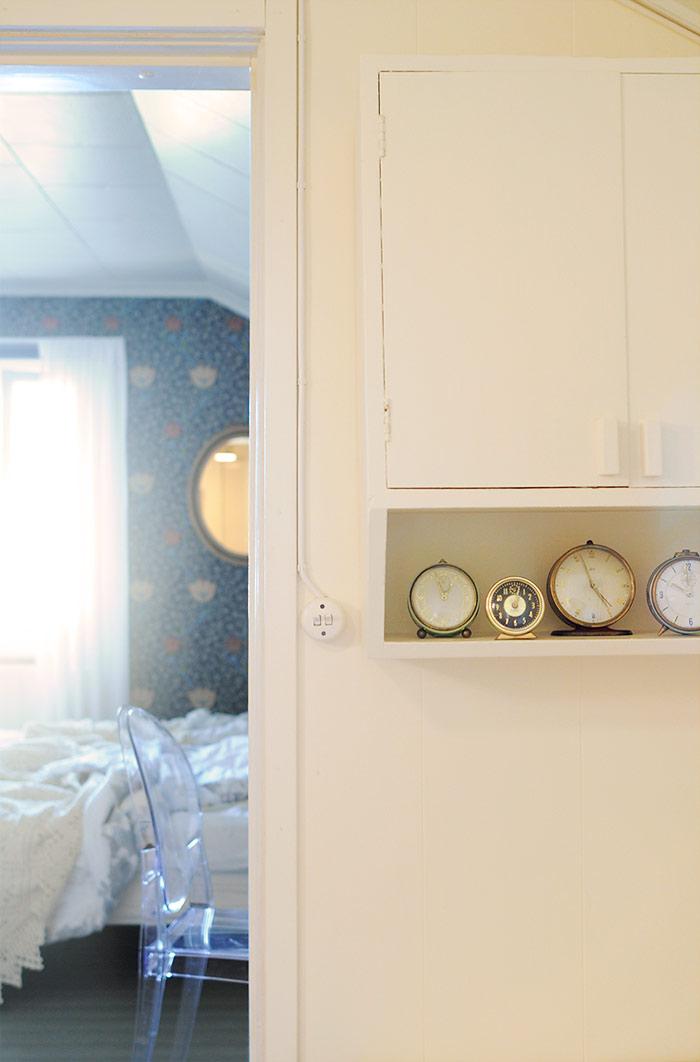 Diaper Room Looking into the Bedroom