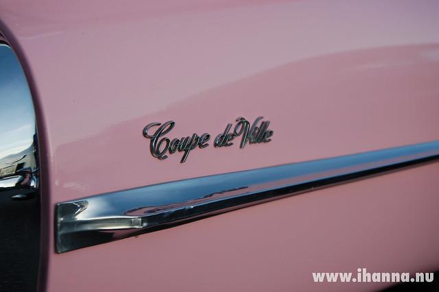 Cope de Ville pink