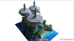 LEGO Star Wars Base on Naboo