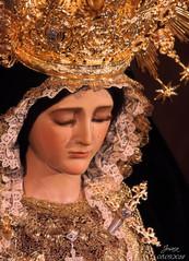 Hermandad El Silencio Almería: Besamanos de María Santísima del Consuelo