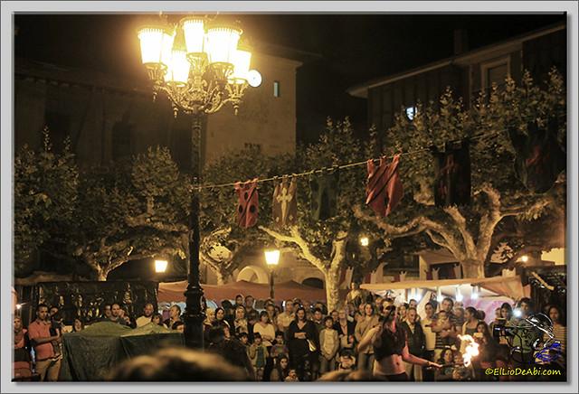 3 Mercado medieval en Briviesca
