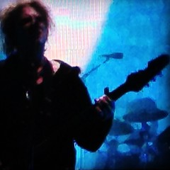 Robert Smith of The Cure @ #RiotFest #vagabond