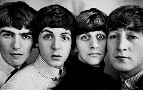 TheBeatles bowl haircut