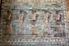 Frieze of Persian warriors 510 BCE