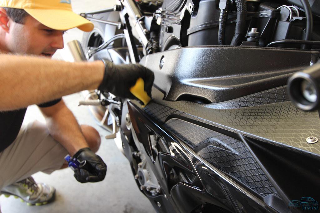 Professional Motorcycle Detailing Atlanta