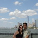 View of lower Manhattan from Governors Island 7
