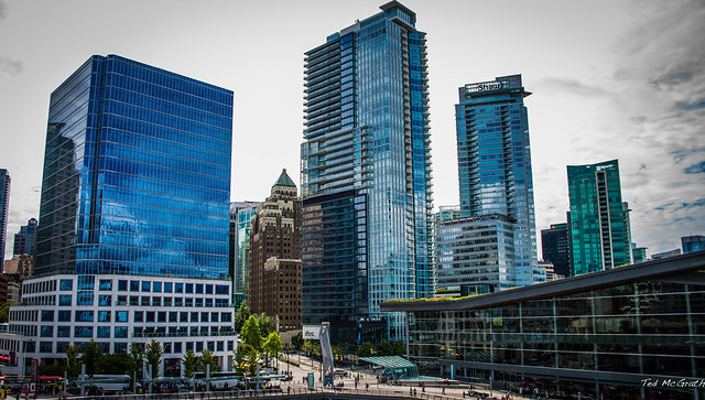 2014 - Vancouver - Alaska Cruise -  CBD