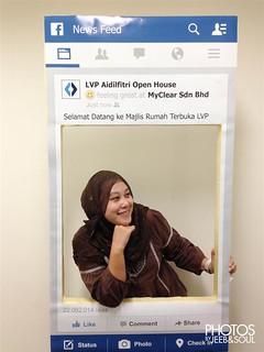Beraya at LVP Dept, MYC