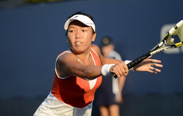 2014 US Open (Tennis) - Tournament - Vania King