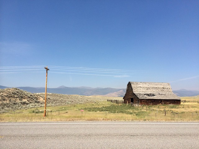 Why So Beautiful, Part 2: More Montana, and into Washington edition. August 11-14, 2014.