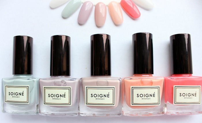 Soigne Nails Macaron Collection