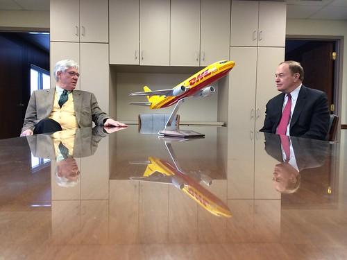 Houston - Commercial Jet