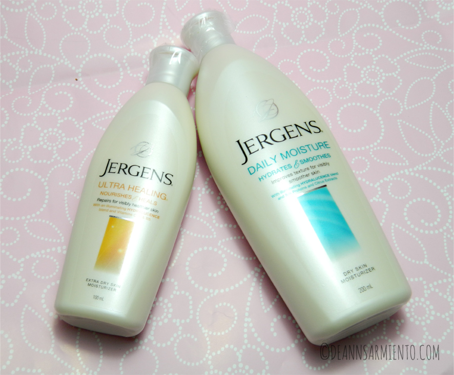 Unboxing September BDJBox 2014 Beauty Innovations Jergens Lotion