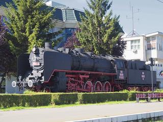 Preserved Steam Engine