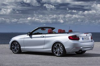 BMW 2014 Convertible 228i 09