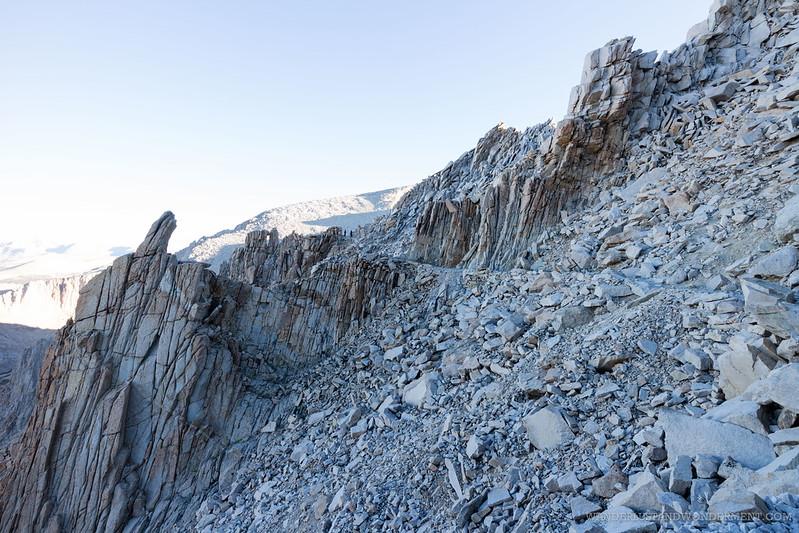 Climb to Mt. Whitney