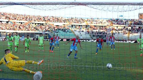 """Spezia-Catania 3-0: Un """"incuBo"""" che non vuol finire…"""