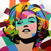 Marilyn Monroe | Pop Art | Lobo by Lobo - Pop Art