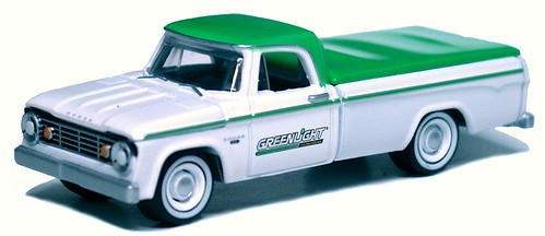 21 Greenlight Dodge D-100 1965