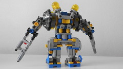 Neo-classical Space Mech SH-96 (2)