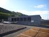 """Road station """"Obira Nishin Banya"""", former Hanada-Ke Nishin Goten (= Herring Palace)"""
