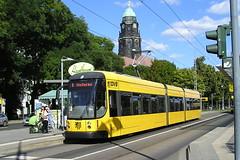 Dresden Tram 2628