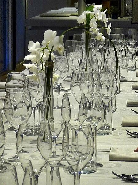 Girona vol Gastronomic Tisch