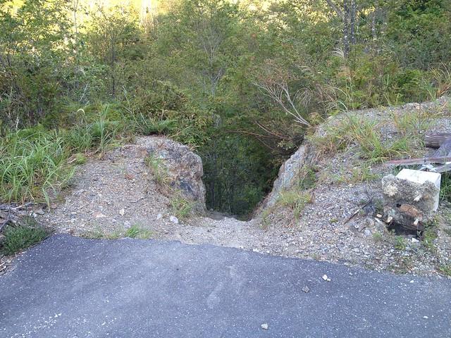 夜叉ヶ池 登山口