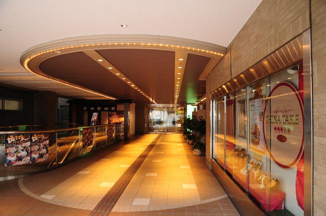 大阪難波華盛頓廣場飯店