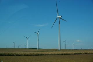 Minnesota wind turbines