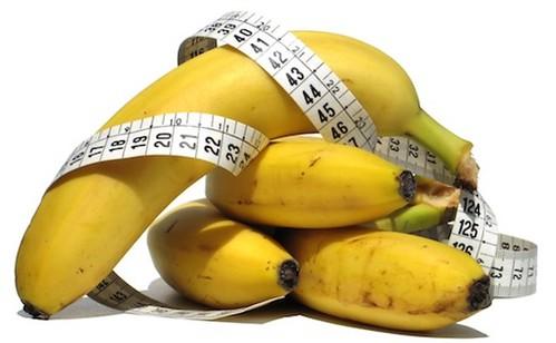 rebajar con banana