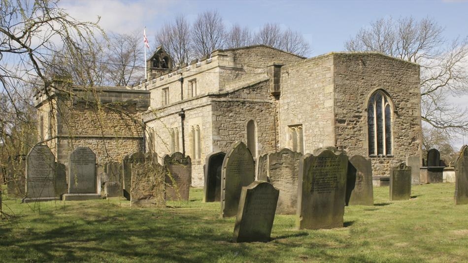 More Churches Helped By The National Churches Trust