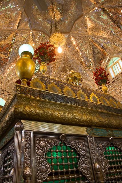 Tomb of Daniel - Aramgah e Danyal. Shush