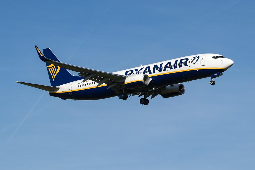 EI-FZE - B738 - Ryanair