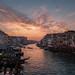 Venice, The Grand Canal from Rialto Bridge by Ian_Boys