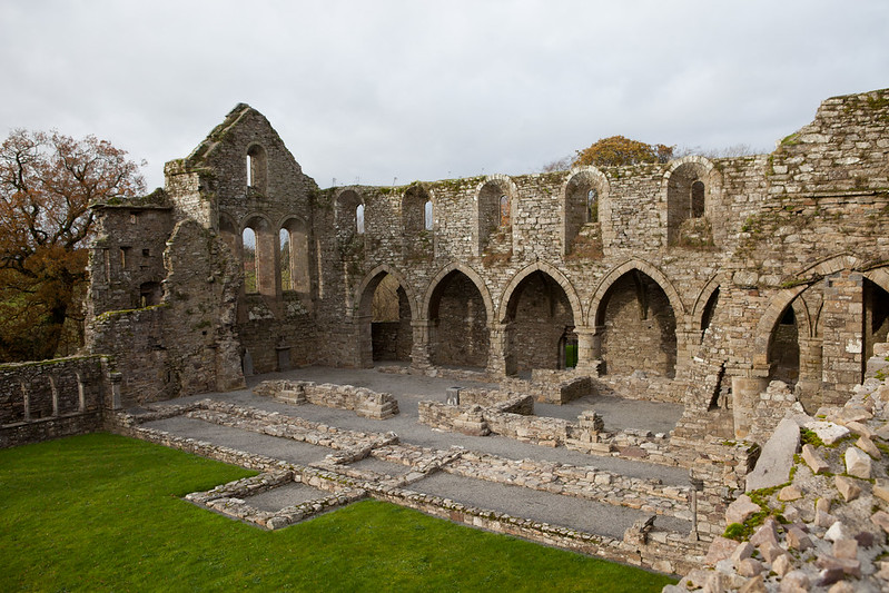 Jerpoint Abbey Ruins