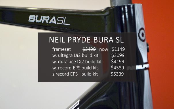 Neil Pryde Bura SL $1149