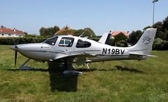 N19BV Cirrus SR22 on 31 May 2014