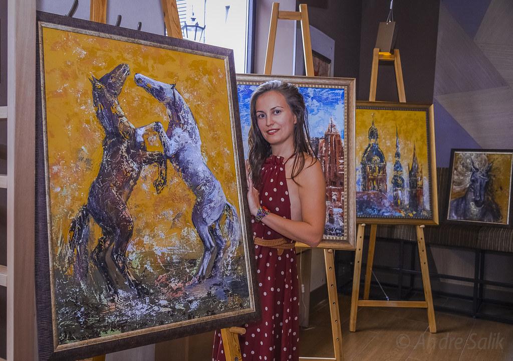 Nice artist portrait! 20:12:44 DSC_3232