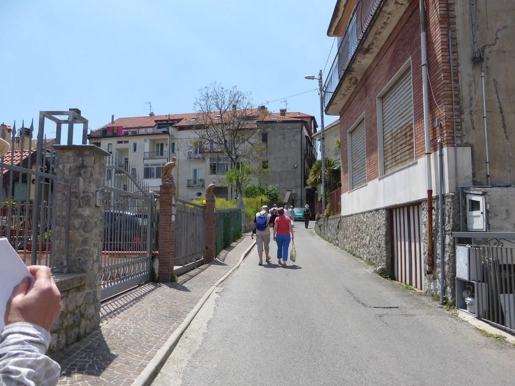 The town of Bomerano