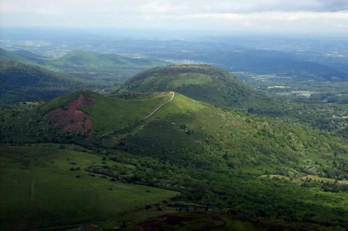 Auvergne Volcanoes Regional Nature Park