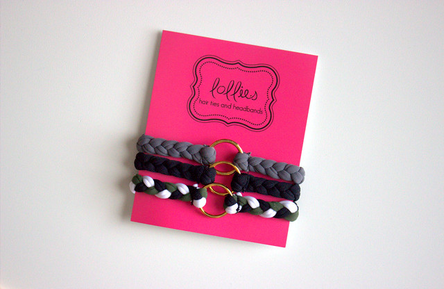 Popsugar Must Have Box hair ties