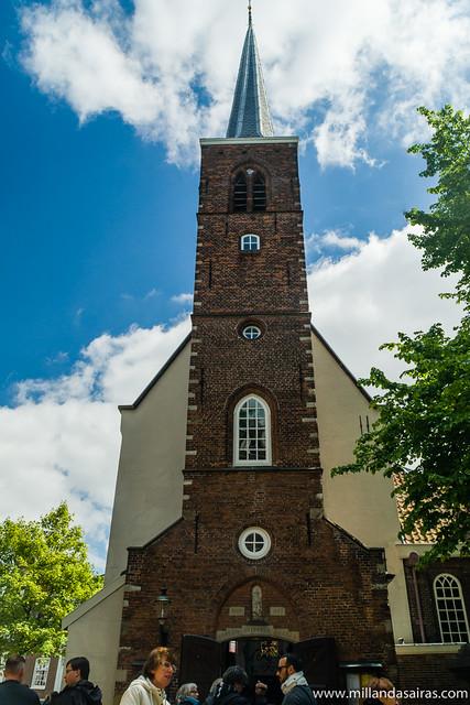 Engelse Kerk en Begijnhof