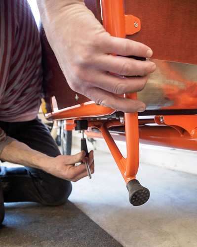 WorkCycles Kr8 bakfiets reassembly how-to 6
