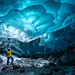 me Underneath the ice by Piriya Pete Wongkongkathep